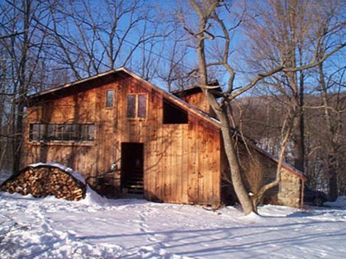 Sunhearth Trails Bed and Breakfast - Roaring Spring - Building