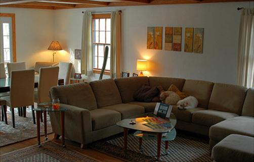 Sunhearth Trails Bed and Breakfast - Roaring Spring - Living room