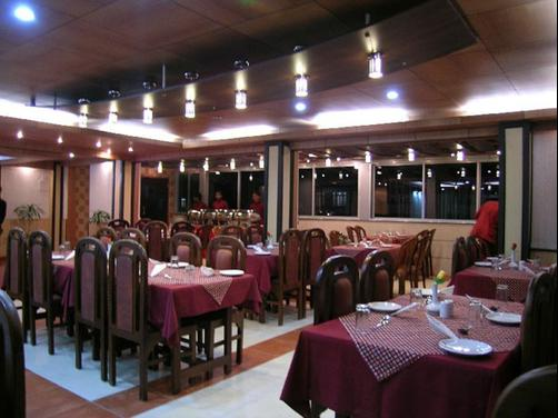 Hotel Golden Pagoda - Gangtok - Restaurant