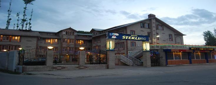 Hotel Sterling - Srinagar - Building