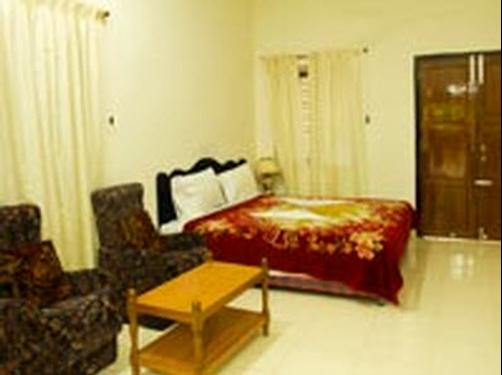 Tabernacle Resort - Thekkady - Bedroom