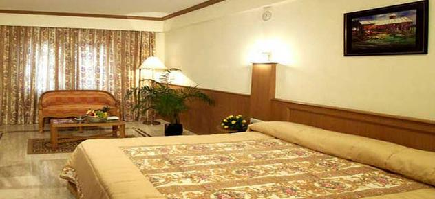 Empires Hotel - Bhubaneshwar - Bedroom