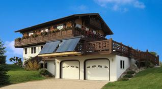 Country Chalet & Edelweiss House