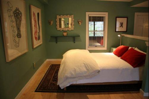 Dubuque Lane Guest House - Burlington - Bedroom