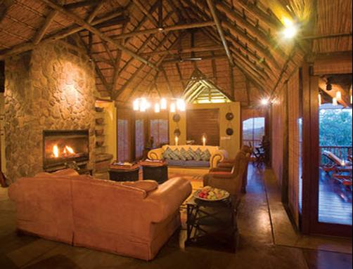 Tshwene Lodge - Vaalwater - Living room