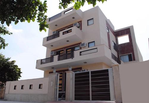 Anand Villa - Gurgaon - Building