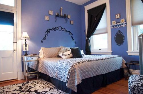 The One Bed and Breakfast - Richmond - Bedroom