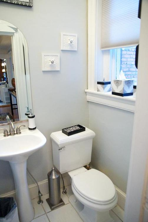 The One Bed and Breakfast - Richmond - Bathroom