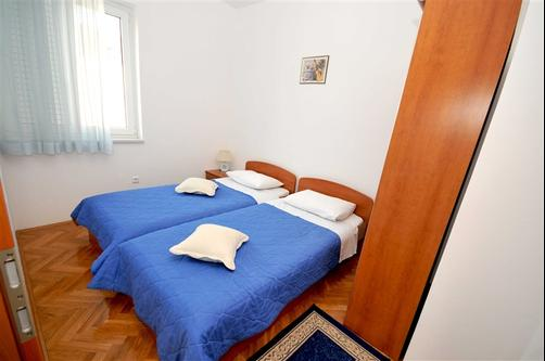 Apartments Trogir - Trogir - Bedroom