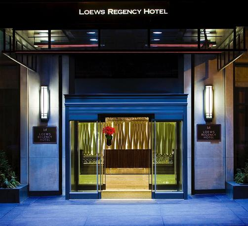 Loews Regency New York Hotel - New York - Building