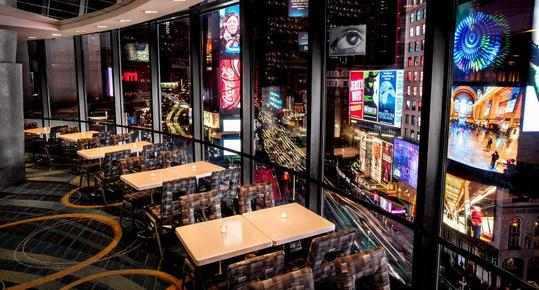 New York Marriott Marquis - New York - Bar