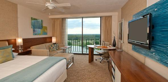 Hyatt Regency Grand Cypress Resort - Orlando - Bedroom