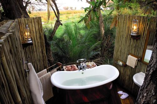 Khwai River Lodge - Moremi Game Reserve
