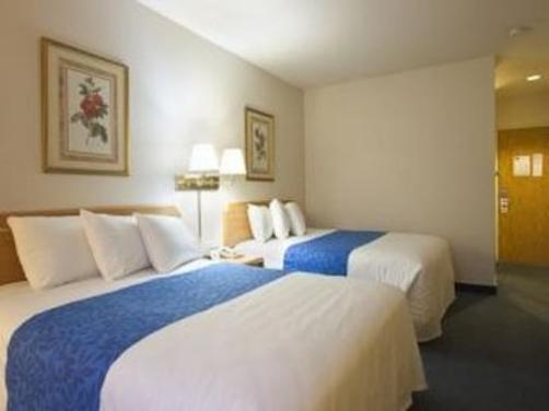 SilverStone Inn and Suites - Post Falls - Double room