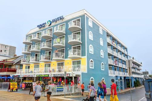 Tidelands Caribbean Hotel and Suites - Ocean City