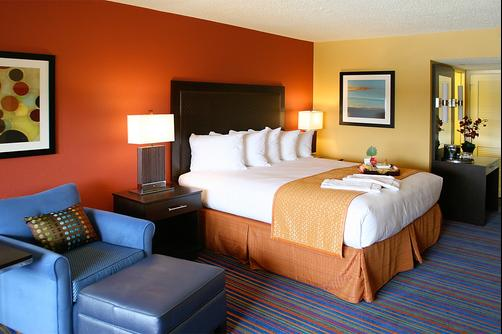 Coco Key Hotel & Water Park Resort - Orlando - Bedroom