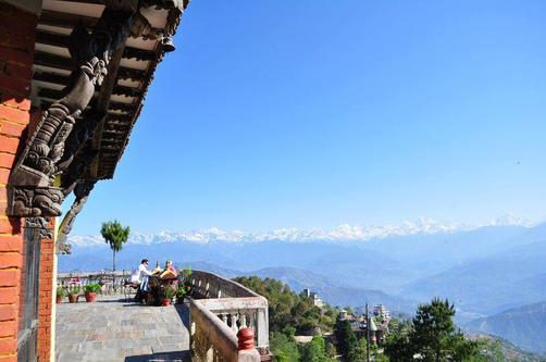 Peaceful Cottage & Cafe du Mont - Nagarkot