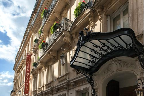 Hotel Mayfair - Paris - Building