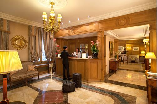 Hotel Mayfair - Paris - Lobby