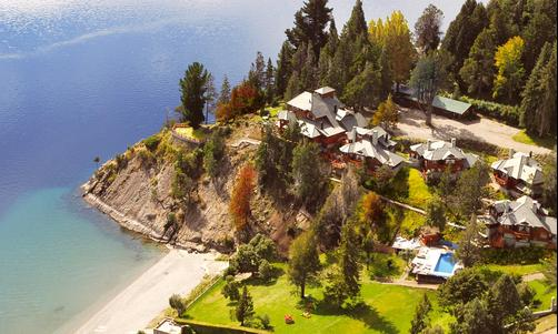Charming Luxury Lodge & Private Spa - San Carlos de Bariloche - Building
