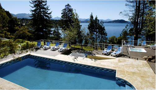 Charming Luxury Lodge & Private Spa - San Carlos de Bariloche - Pool