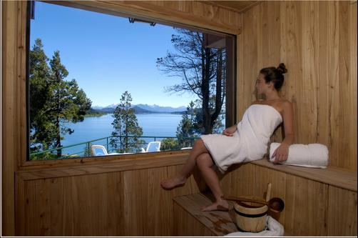 Charming Luxury Lodge & Private Spa - San Carlos de Bariloche - Spa