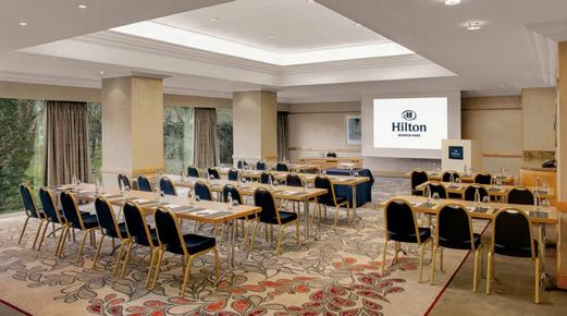 Hilton Munich Park - Munich - Conference room