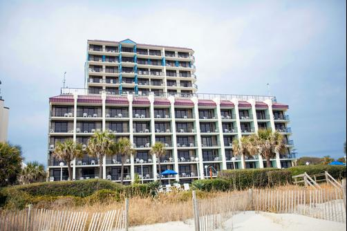 Grande Shores Ocean Resorts Condominiums - Myrtle Beach