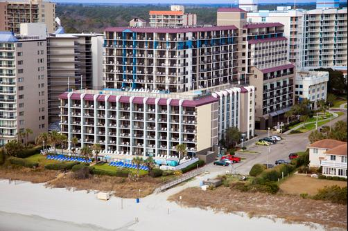 Grande Shores Ocean Resorts Condominiums - Myrtle Beach - Building