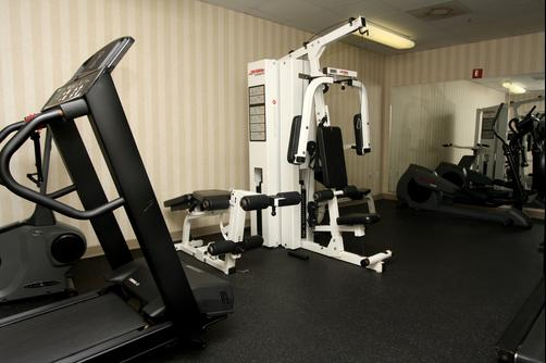 Grande Shores Ocean Resorts Condominiums - Myrtle Beach - Gym