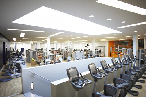 Holiday Inn Bern Westside - Berne - Gym