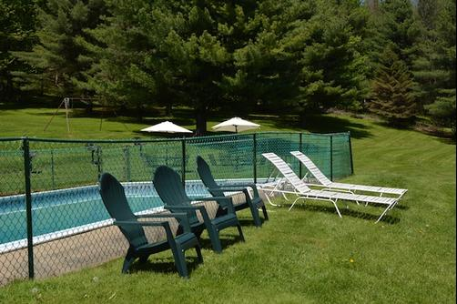 Terrace Motor Inn - Cooperstown - Pool