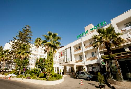 Dome Hotel - Kyrenia - Outdoors view