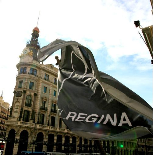 Regina - Madrid - Building