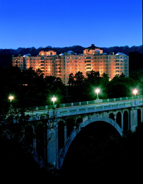 Omni Shoreham Hotel - Washington - Building