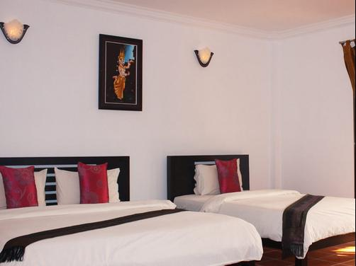 La Niche d Angkor Boutique Hotel - Siem Reap - Bedroom