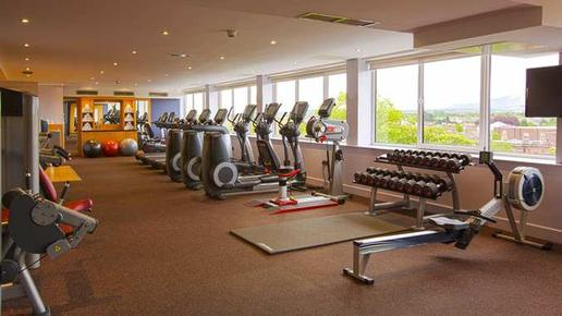 DoubleTree by Hilton Hotel Dublin - Burlington Road - Dublin - Gym