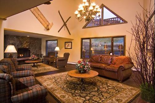 The Inn at Steamboat - Steamboat Springs - Living room