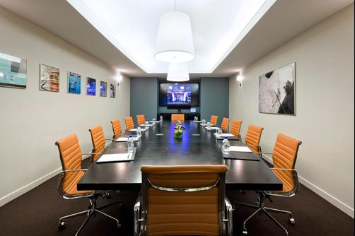 Gansevoort Meatpacking - New York - Conference room