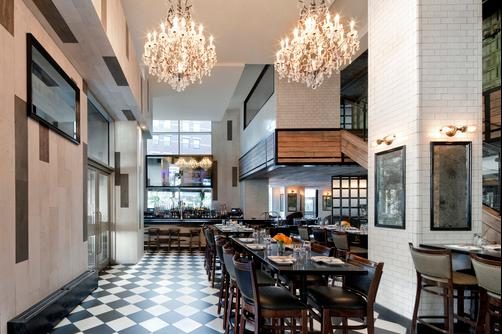Gansevoort Meatpacking - New York - Restaurant