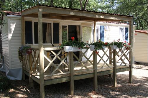 Holiday Homes Camping Park Mareda - Novigrad (Istarska) - Outdoors view