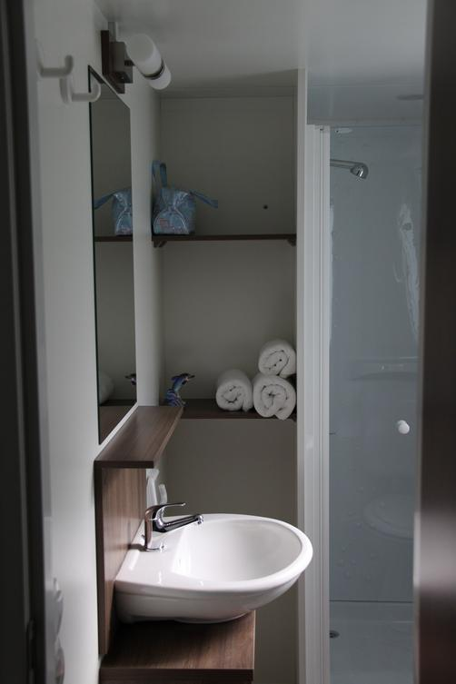 Holiday Homes Camping Park Mareda - Novigrad (Istarska) - Bathroom