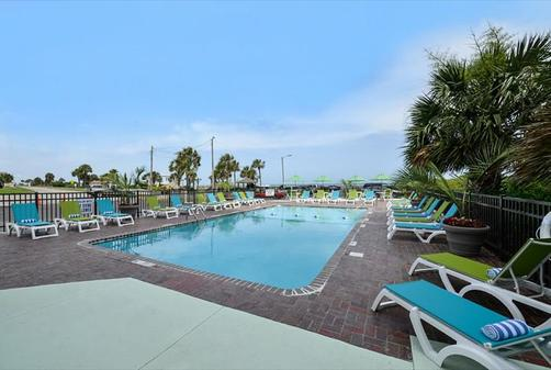 Mermaid Inn - Myrtle Beach - Pool