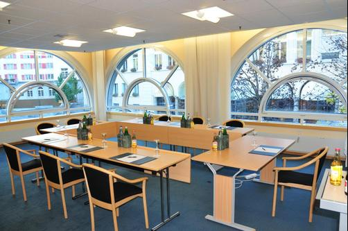 Heliopark Hotels & Alpentherme Leukerbad - Leukerbad - Conference room
