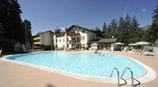 Hotel Margherita - Tenna - Pool