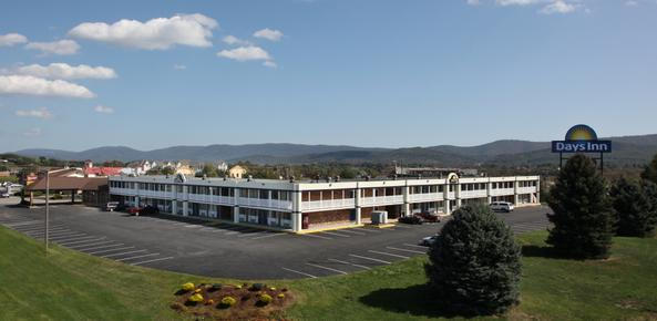 Days Inn Waynesboro - Waynesboro - Building