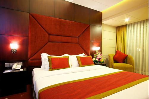 Hotel Orchard Suites - Dhaka - King bedroom