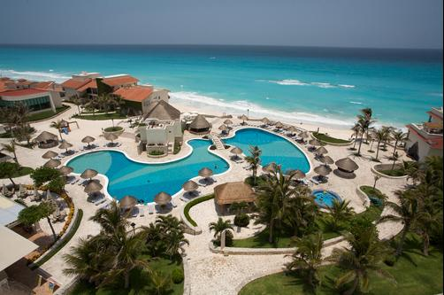 Grand Park Royal Cancun Caribe - Cancun - Pool