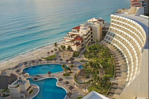 Grand Park Royal Cancun Caribe - Cancun - Building