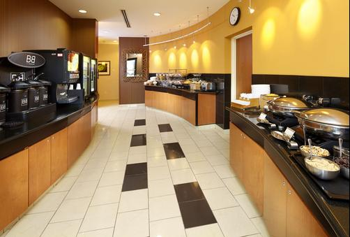 Fairfield Inn and Suites by Marriott Pittsburgh Neville Island - Pittsburgh - Food